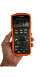 Multimetro digital automotivo - waft - 6577 - sc